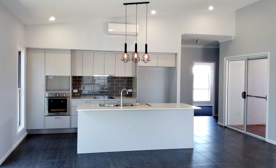 Cooktown Kitchen Living Area